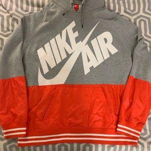 Nike Big Logo Retro Hoodie